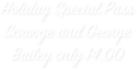 Holiday Special Pass
